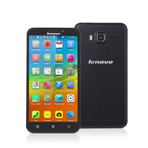 MT6592M de téléphone intelligent Android 4.4 Lenovo A916 + 6290 Octa Core 5.5