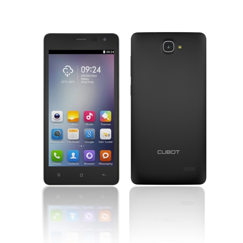 Cubot S168 Smart Phone Android 4.4 MTK6582 Quad Core 5