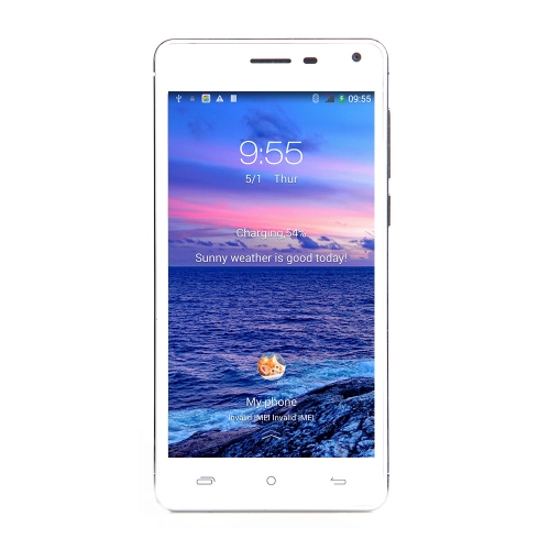 Cubot S200 Smart Phone Android 4.4 MTK6582 Quad Core 5
