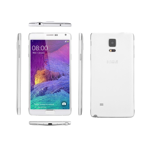 No.1 GT-note4 Smart Phone Android 4.4 MTK6582 Quad Core 5.7