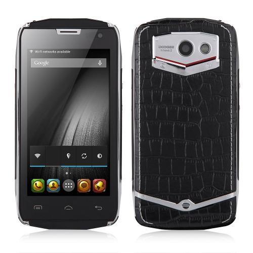 DOOGEE   TITANS2 DG700   3G WCDMA GSM MT6582   4コア    スマートフォン    4.5