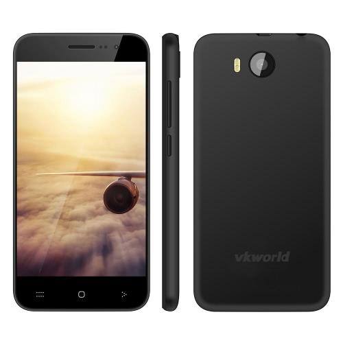 VKworld VK2015 Smart Phone Android 5.0 MTK6582 Quad Core 4.5