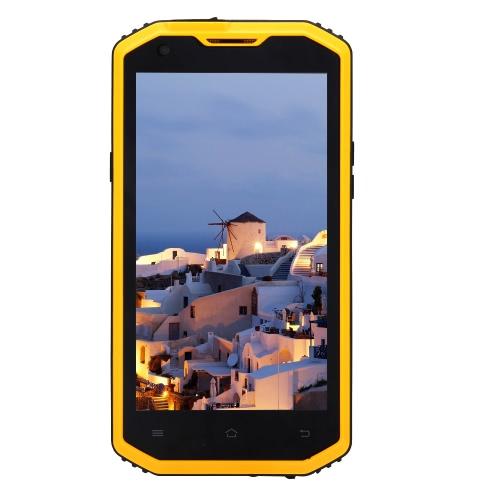 NO.1 X-men  X2 4G FDD-LTE IP68 Waterproof Smart Phone Dustproof Shockproof Rugged Outdoor Android 4.4 Qualcomm MSM8916 Quad Core 5.5