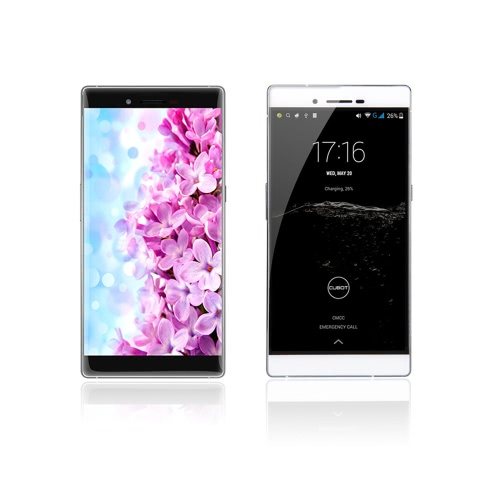 CUBOT X11 3G WCDMA Smartphone Android 4.4 MTK6592 Octa Core 1.4GHz 5.5