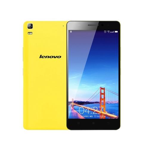 Original Lenovo K3 nota K50-t5 celular 4G LTE Android pirulito 5.0 MT6752 64 bits Octa Core Dual SIM 5,5