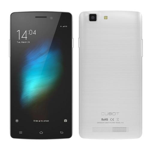 CUBOT X12 4G FDD-LTE 64bit MTK6735M Smartphone 5.0
