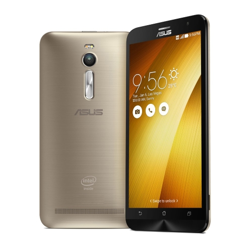 ASUS Zenfone 2 ZE551ML 4G Smart Phone Z3560 1.8GHz 4GB RAM 32GB ROM Android 5.0 Lollipop with Free Adapter