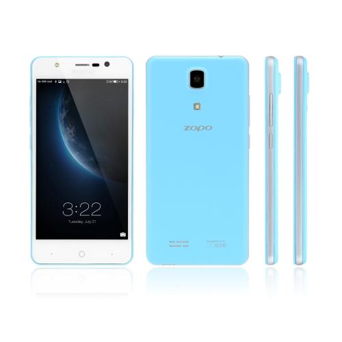 ZOPO Color C ZP330 4G LTE-FDD WCDMA GSM MT6735 Smartphone 4.5