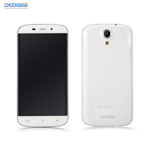 Original DOOGEE Nova Y100X 3G WCDMA GSM MT6582 Quadcore Smartphone 5.0