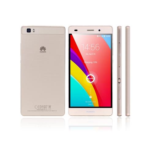 HUAWEI P8 Lite 4G FDD-LTE WCDMA GSM Hisilicon Kirin 620 Octacore 1.2GHz Smartphone 5.0