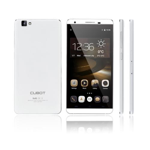 CUBOT originale 15 X 5,5 pollici IPS FHD 4G Smartphone di FDD-LTE Android 5.1 2GB 16GB 64 bit MTK6735 Quad Core 8MP 16.0 MP cellulare 2750mAh