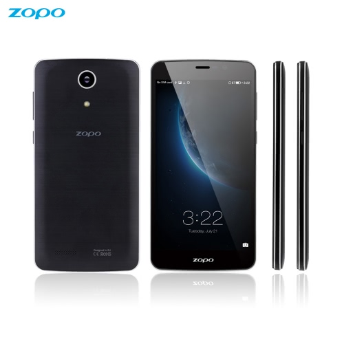 ZOPO Speed 7 Plus 4G FDD-LTE 3G WCDMA Smartphone Android 5.1 OS Octa Core MTK6753 5.5