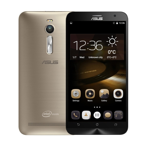 Original ASUS Zenfone 2 ZE551ML 4G celular Intel Z3560 1,8 GHz 4GB RAM 16GB ROM 5,5
