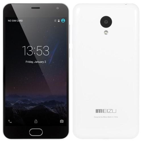 Meizu M2 4G TD-LTE FDD-LTE 3G WCDMA Android Smartphone Mobile Phone Flyme 4.5 OS MTK6735 64bit Mali-T720 Quad Core 5