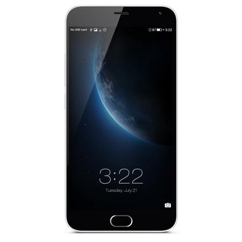 Meizu Meilan Note2 4G TD-LTE FDD-LTE 3G WCDMA Smartphone Flyme 4.5 OS MTK6753 64bit Mali T720 MP3/450MHz Octa Core 5.5
