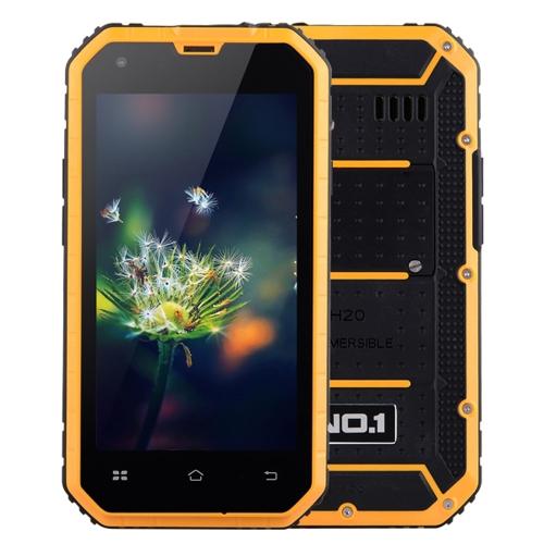 No.1 M2 IP68 防水スマート フォン防塵耐衝撃堅牢な屋外 Freezeproof 耐圧 Drfy Android5.0 MTK6582 4.5