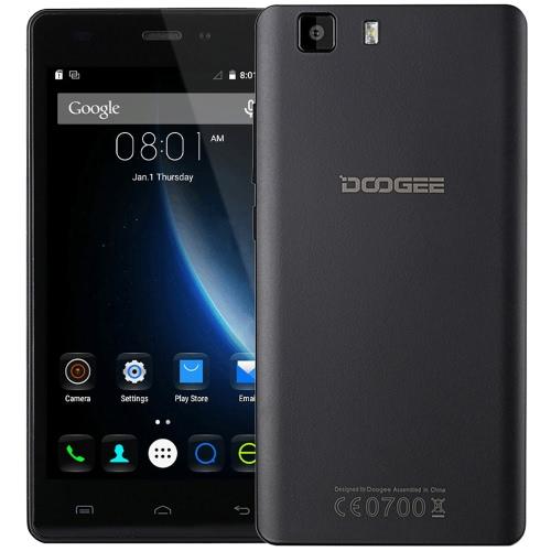 DOOGEE X5 3G MTK6580 Quad Core Smartphone 5.0