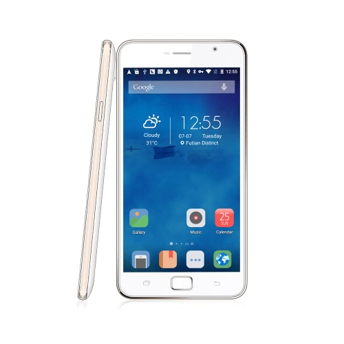Blackview Alife P1 Pro 4G FDD-LTE 3G WCDMA Smartphone Android 5.1 OS Quad Core MTK6735 5.5