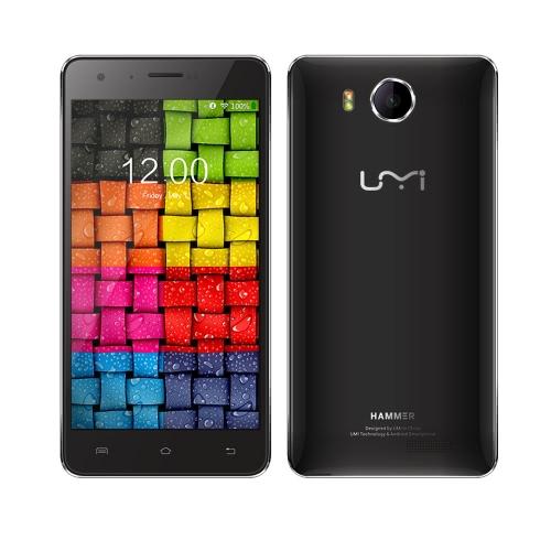 UMI HAMMER 4G FDD-LTE Smartphone Android 4.4 MTK6732 Quad Core Mali-T760 MP2 5