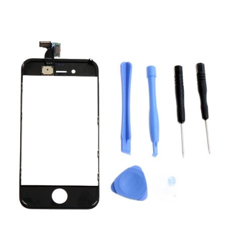 Schermo di tocco dell'affissione a cristalli liquidi per il iPhone 4S