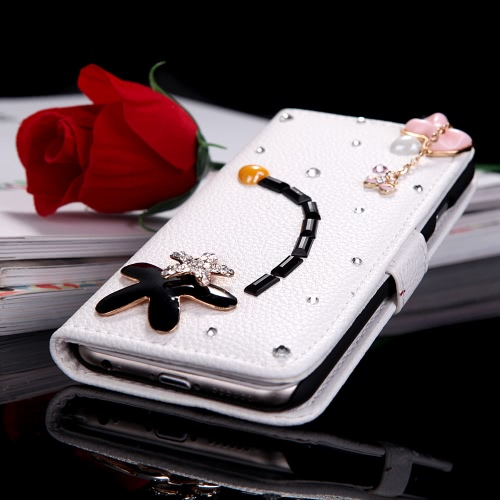 Flip Leather Wallet Case Cover фото