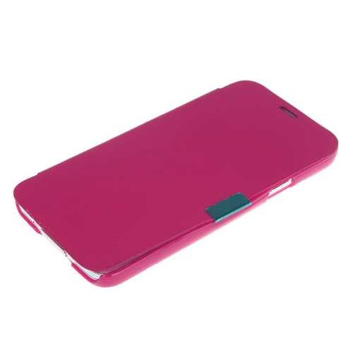 Flip Case Cover Magnetic Leather Slim for Samsung Galaxy S5 i9600 Rose