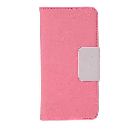 PU Leather Hard Wallet Case Cover фото
