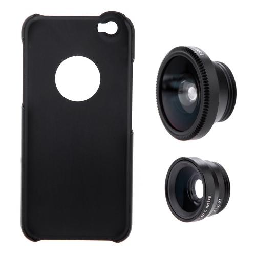 Obiettivo fotografico 3-in-1 telefono