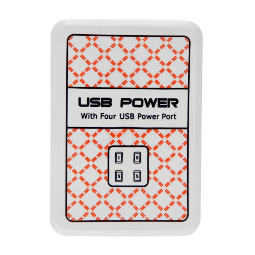 4 Ładowarka ścienna / podróżna USB