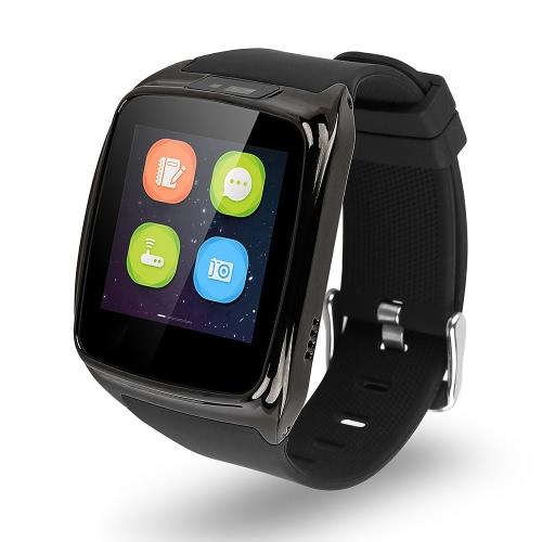 iradish i8 Bluetooth4.0 Smart Watch for iPhone6 6 Plus Samsung HTC IOS Android Smartphones Anti-lost Alarm Function Sleep Monitor Pedometer