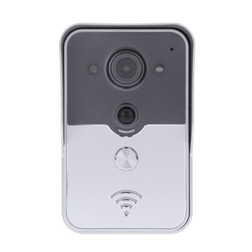 Multifuncional WiFi sem fio Visual da porta de vídeo telefone campainha P2P PIR deteção Home Security para IOS Android telefone móvel Tablet PC
