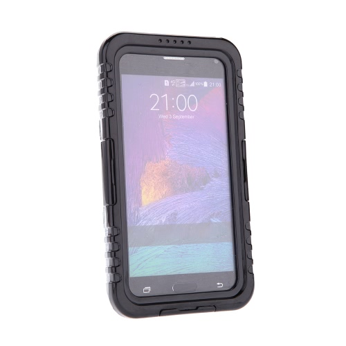Light Weight Durable Protective Case Shell Cover Dustproof Waterproof IP68 Shockproof with String for Samsung Galaxy Note4