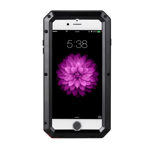 Durable Protective Case Shell Cover Dustproof Shockproof Fingerprint Function Zinc Alloy Metal for iPhone 6 Plus