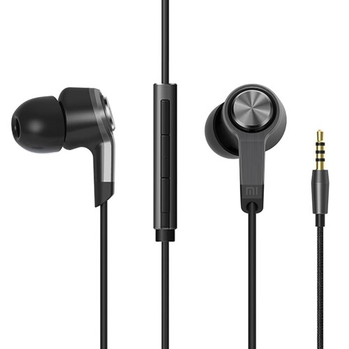 Xiaomi New Upgraded Generation lll Remote Microphone Piston Earphone with Earbud for iPhone 6 6 Plus Xiaomi HTC Samsung Smartphone