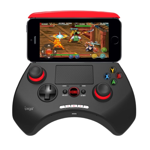 """iPega PG-9028 Portable Wireless Bluetooth 3.0 Game Controller Gamepad with 2"""" Touchpad for Android 3.2 IOS 4.3 Bluetooth 3.0 Above Smartphones Tablet PC Win7 Win8 Computer"""