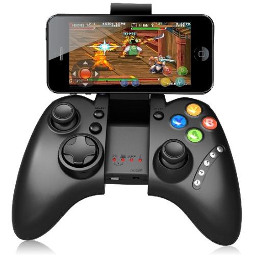 iPega PG-9021 Androidの3.2 IOS4.3のBluetooth3.0の上スマートフォンタブレットPC win7のWin8コンピュータ用のワイヤレスポータブルBluetooth3.0ゲームコントローラーゲームパッドマルチメディアファンクションキーとマット材質