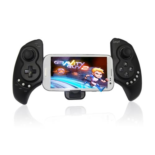 """iPega PG-9023 Portable Wireless BT 3.0 Game Controller Gamepad with Telescopic 5-10"""" for Android 3.2 IOS 4.3 BT 3.0 Above Smartphones Tablet PC Win7 Win8 Computer PA2188"""
