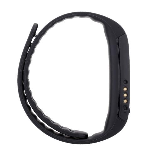 Wan-ka K1 Bluetooth BT4.0 Sports bracelete OLED tela para IOS 6.0 Android 4.3 acima Smartphone pedômetro dormir Monitor sensível aviso esportes lembrar