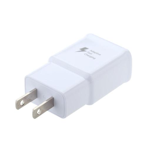 Оригинальный Адаптивное зарядное устройство быстрый быстрой зарядки USB путешествия адаптер 0В 1.67A 5.0V 2.0a для Samsung Galaxy S6 Note4