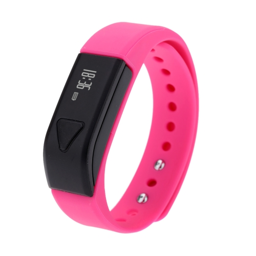 I5 Bluetooth BT4.0 Sports Bracelet OLED Display Screen for IOS 7.0 Android 4.3 Above Bluetooth 4.0 Smartphone Pedometer Sleep Monitor