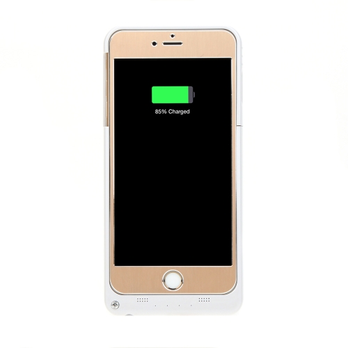 5000mAh External Backup Battery Case Charger Cover Pack Power Bank Rechargeable Portable for Apple iPhone 6 Plus 5.5