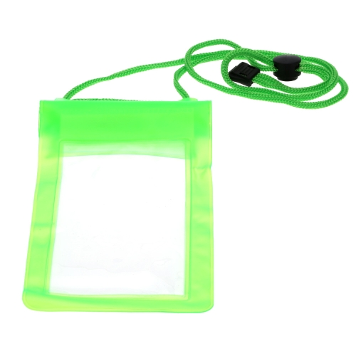Waterproof Dustproof Wearable Cellphone Bag Phone Case 3-Layer Protection Support 5.5