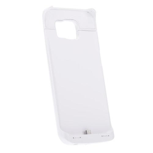 KKmoon Externe rechargeable  batterie d'alimentation de secours 4200mAh Case pour Samsung S6 EDGE