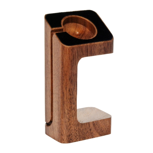Wooden Charging Stand Holder for Apple Watch iWatch 38mm and 42mm
