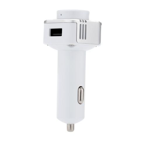 SESAMETEC saudável chamada carro carregador ar purificador de oxigênio Bar + BT Headset fone de ouvido para iPhone Samsung