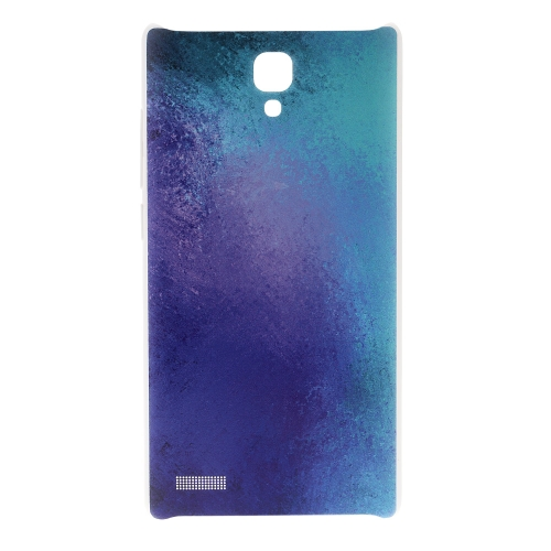 Xiaomi Redmi Note Protective Case Violet Theme Stylish Portable Ultrathin Lightweight Anti-scratch Anti-dust Durable