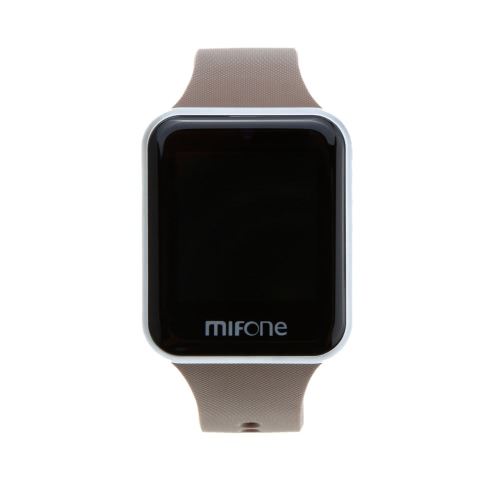 MIFone W13 2.5D 1.54 Inch Sapphire Touch Screen Multifunctional Intelligent Smart Bluetooth Watch Bracelet for iOS Android Windows Blackberry Symbian