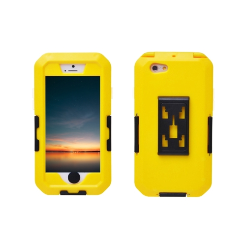 Protective Case Waterproof Shockproof Shell Dustproof Cover Arm Pouch for Bicycling Swimming Jogging for iPhone 6