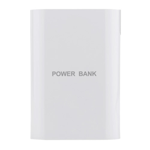 7800mAh Power Bank Portable Power External Battery Charger with Dual USB Port LED Power Indication for iPhone Samsung