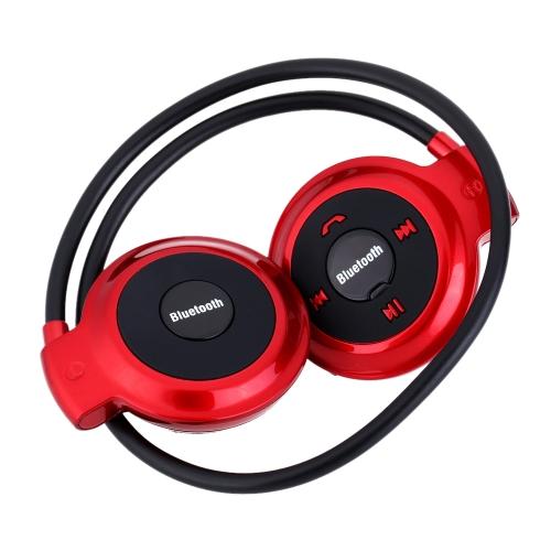 Mini503 BT Stereo Headset Mini sobre orelha um para duas mãos-livres Wireless chamada fone de ouvido para iPhone Samsung